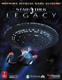 Star Trek Legacy (Prima Official Game Guide)