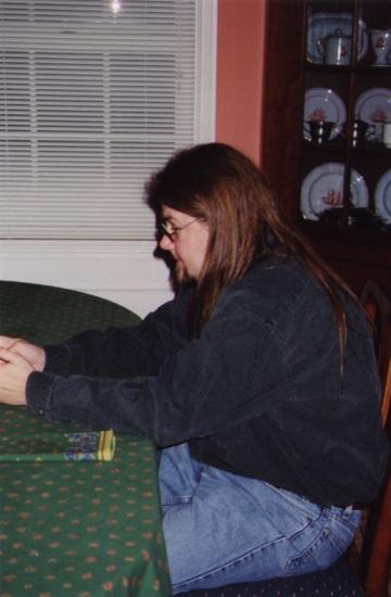 Ross in Cincinnati January 2001