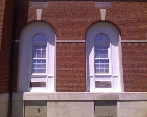 The Sheakley Building (Old Glenmary Seminary) Windows