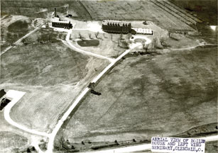 Glenmary Seminary: Aerial Photo 1