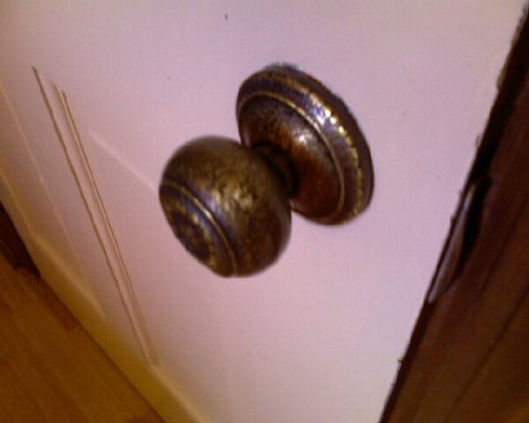 Doorknob Monday