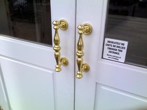Door Handles Tuesday