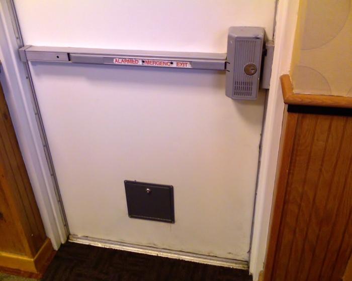 Inexplicable Sub-Door Wednesday 12/7/2011